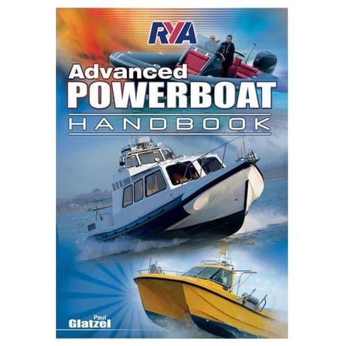 RYA Advanced Powerboat Handbook (G108)
